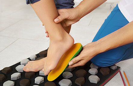 Let's take a look at podiatry