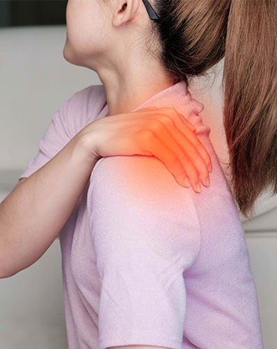 Preston physiotherapist discusses supraspinatus tendinitis